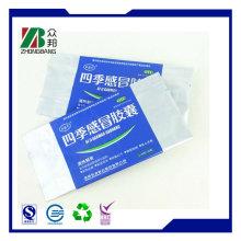 Бумага для использования в медицине из алюминиевой фольги
