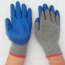 Промышленные латексные защитные защитные рабочие защитные перчатки