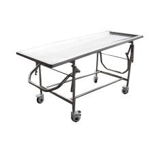 Стальной Регулируемый столе для Бальзамирования нержавеющая (ТР-106)