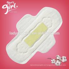 Lady Cheap Brand Atacado Anion Sanitária Guardanapos China Fabricantes