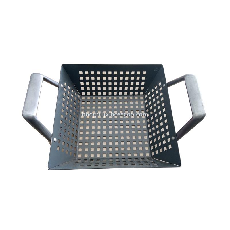 Professional Grade Vegetable Basket With Handle