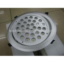 230mm Durchmesser LED 30W Deckenleuchte mit 195mm ausgeschnitten