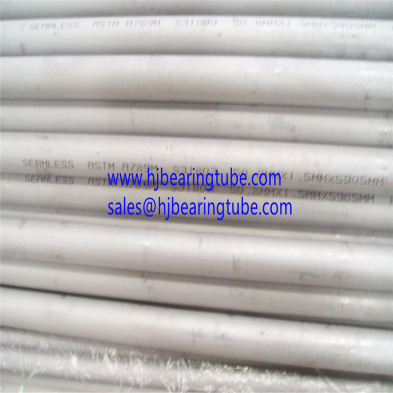 S31803 duplex stainless tubes