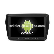 ¡Ocho nucleos! DVD de coche Android 8.1 para SWIFT 2018 con pantalla capacitiva de 9 pulgadas / GPS / Enlace espejo / DVR / TPMS / OBD2 / WIFI / 4G
