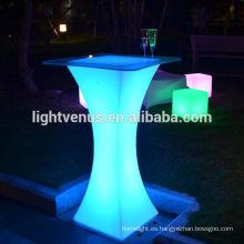 China Manufactuer led bar de luz de noche