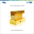 Tête de laser de diode de MCCP pour la machine d'épilation