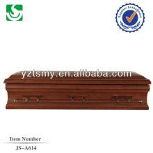 JS-A614 ovale en forme de cercueil Concept africain