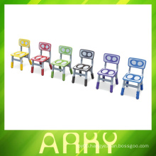 2016 NEW Design Sell Kids Colours Plastic Chairs