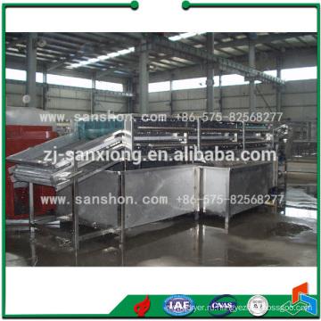 Китайский лук-шалот, зеленый лук, стиральная машина-лук-шалот, стиральная машина для овощей