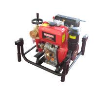 3-х дюймовый дизельный пожарный насос Df80p