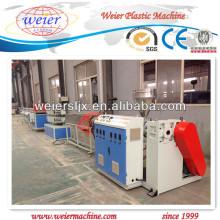 Línea de producción de tubos multi-agujero de PVC / PE