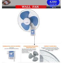 Ventilateur monté sur mur coloré pour 16 pouces et 18 pouces