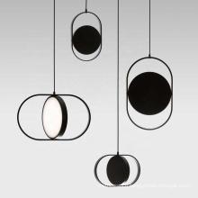 Nordic designer pendant lighting modern minimalist bedside chandelier home decor led pendant light