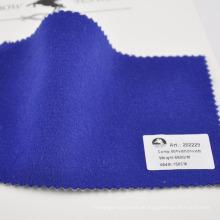 Königsblau 90% Wolle 10% Cashmere Stoff Garten gut