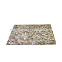 CCP-MP Dapple Color Chinese Freshwater MOP Shell Placemats