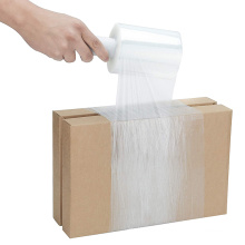 low price PE Mini plastic wrap film LLDPE Stretch Film Cover Plastic Stretch Film for packaging