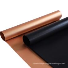 Tapete para churrasco de PTFE reutilizável em cores diferentes
