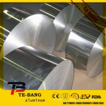 Painted Aluminum Trim Cap Application Aluminum Strip Coil, Painted Aluminum Coil