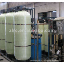 tanque de armazenamento da fibra de vidro da embarcação do frp