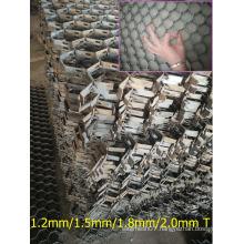 Pitch 2cm-6cm Marco Hex Steel Grid