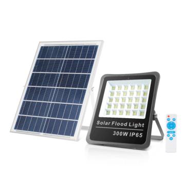 Luz de inundación solar al aire libre de 50W100W200W300W400W500W LED