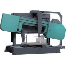 Performance characteristics of efficient cutting band saw machine