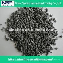 precio bajo en polvo de carburo de silicio negro ceniza