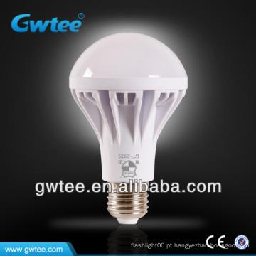 5W dimmable g9 ac levou lâmpada e27