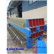 High Effeciency Diaphragm Type Automatic Filter Press