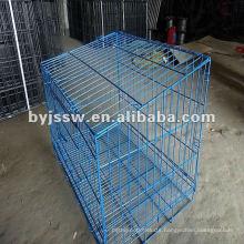 Folding PVC Coated Rabbit Cage