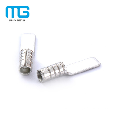 Mogen Factory Non-insulated Blade Electric Wire End Terminals