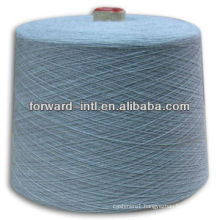 15%cotton/85%cashmere blended yarn for knitting