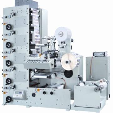 máquina de impressão de papel em rolo