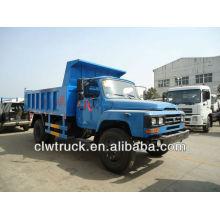 Camión de basura hermético Dongfeng 140
