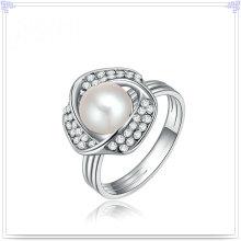 Acessórios de Moda Anel de liga de jóias de pérolas (AL2049)