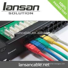 cat5e network cables UTP/FTP/SSTP/SFTP optional color