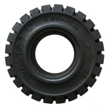 Premium forklift rubber solid tyres 650-10