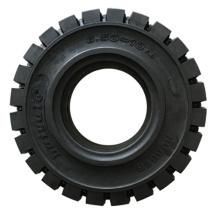 Pneus sólidos de borracha de empilhadeira premium 650-10