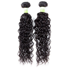 Machine weaving curly 100 virgin malaysian hair