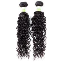 Ткацкий станок вьющиеся 100 Девы Малайзии волосы