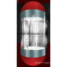 New Energy Save Type Capsule Elevator for Sale in 2016