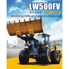Famous Brand XCMG Lw500fv 5 Ton Front Loader