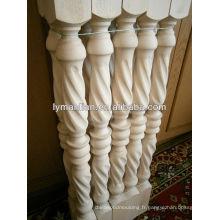 Pièces d'escalier en bois Challis