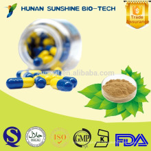 Alibaba China Herbal Suppliment Green Coffee Bean P.E. Chlorogenic Acid Capsules for Sex Increase Medicine