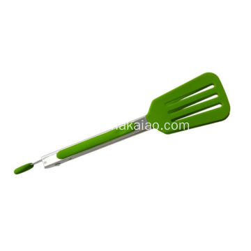 Ice Salad Pork Pasta Tong Silicone Kitchen Cooking Tools