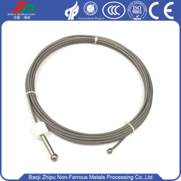 99.95% Tungsten wire for Vacuum Furnace