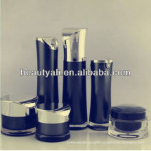 30ml 50ml Round Waist Cosmetic Packaging Acrylic Pot