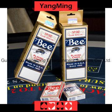 США Bee Poker Игральные карты (YM-PC01)