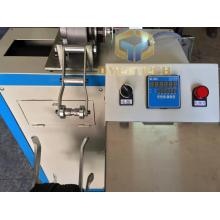Machine d'enroulement de fermeture à glissière en nylon