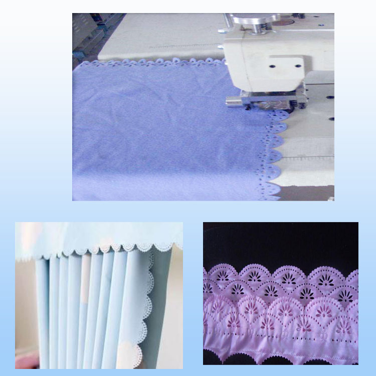 Ultrasonic Sewing Machine for Curtain